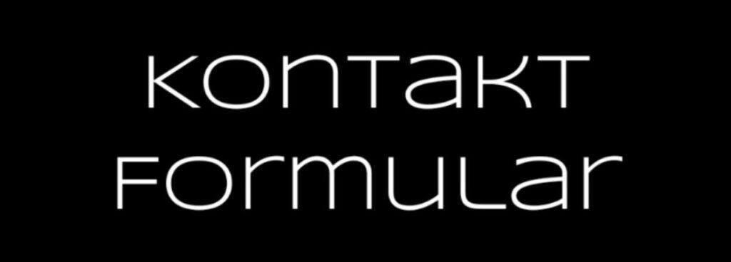 Kontaktformular von it-konform